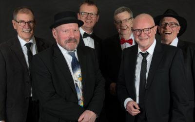 Jazz din lørdag op med Brewhouse Jazzband