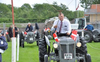 Traktor ringridning er kommet for at blive