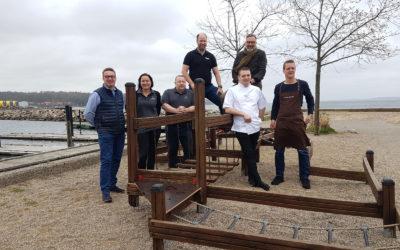 Nyt tiltag sikrer gourmetmad på Ringriderpladsen