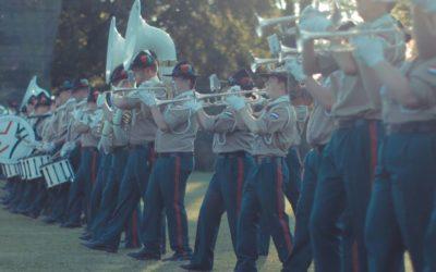 Festlig gallakoncert med hele otte musikkorps søndag ved årets ringriderfest i Aabenraa